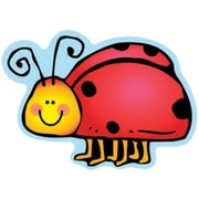 D.J. Inkers Ladybugs Cut-Outs