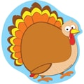 Carson-Dellosa Turkey Cut-Outs, All Grades