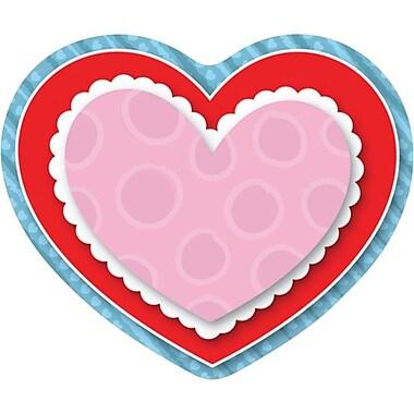 Carson-Dellosa Heart Cut-Outs