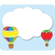 Carson-Dellosa Hot Air Balloons Name Tags