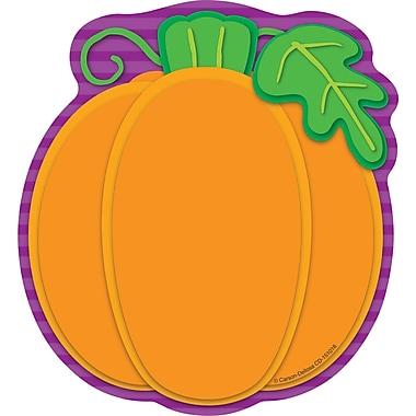 Carson-Dellosa Pumpkin Notepad