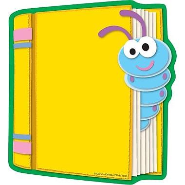 Carson Dellosa Book Notepad 8