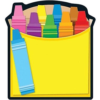Carson-Dellosa Crayon Box Notepad