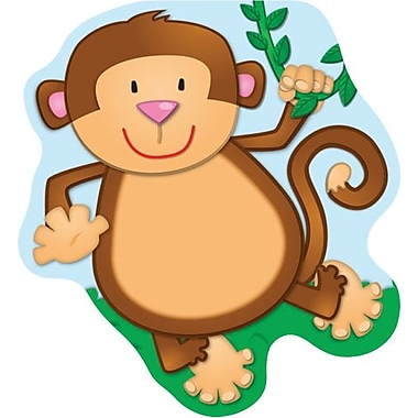 Carson-Dellosa Monkey Notepad, All Grades