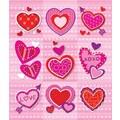 Carson-Dellosa Valentines Prize Pack Stickers