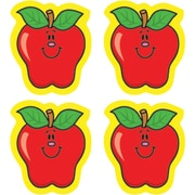 Carson-Dellosa Apples Shape Stickers, 120 Stickers Per Pack