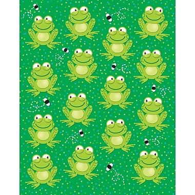 Carson-Dellosa Frogs Shape Stickers