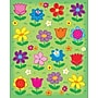 Carson-Dellosa Flowers Shape Stickers