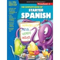 American Education The Complete Book of Starter Spanish Workbook