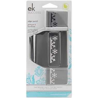 EK Success Slim Edger Punch, Snowflake