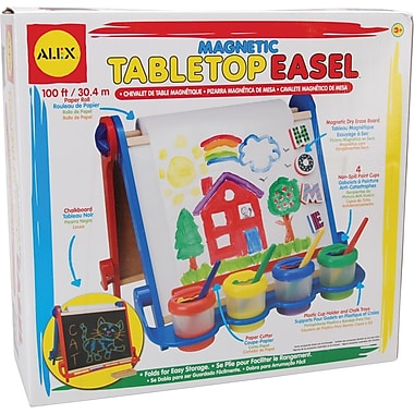 Alex Toys Magnetic Table Top Easel Kit