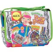 Alex Toys Color A Pony Purse Kit