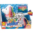 Alex Toys Color & Cuddle Washable Kit, Poodle