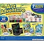 Royal Brush Art Adventure Super Value Pack Kit,
