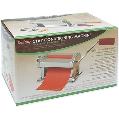 Polyform Sculpey Clay Conditioning Machine