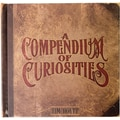 Advantus Tim Holtz Idea-Ology Book-Idea Book, A Compendium Of Curiosities
