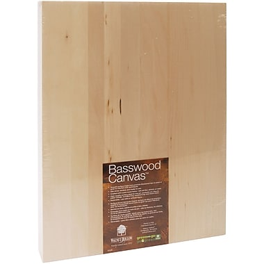 Walnut Hollow Basswood Canvas, 12in. x 16in.