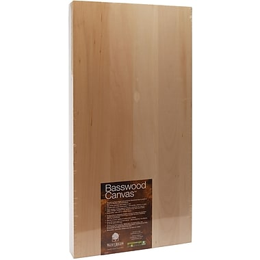 Walnut Hollow Basswood Canvas, 10in. x 20in.