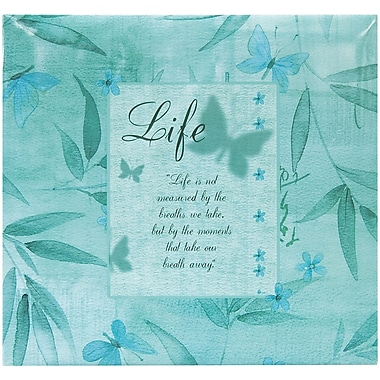 MBI Inspiration Postbound Album, 12in. x 12in., Life