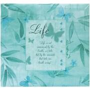 "MBI Inspiration Postbound Album, 12"" x 12"", Life"