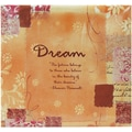 MBI Inspiration Postbound Album, 12in. x 12in., Dream