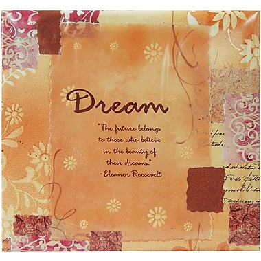 MBI Inspiration Postbound Album, 12in. x 12in., Dream