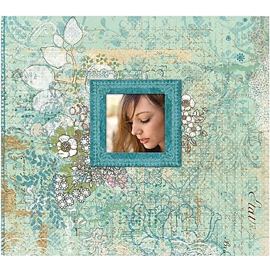K&Company Jubilee Postbound Album 12in. x 12in.