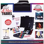 Royal Brush Travel Artist Set, 5/Set (FA-202)