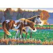 "Dimensions Paint By Number Craft Kit Painting, 20"" x 14"", Pasture Buddies (91417)"