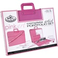 Royal Brush Pink Art Complete Artist Portfolio Set