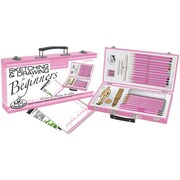 Royal Brush Pink Art For Beginners Artist Set, Sketching & Drawing