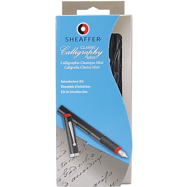 Bic Sheaffer Classic Calligraphy Mini Kit, 8 Pieces