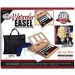 Royal Brush Easel Art Set With Easy To Store Bag, Watercolor