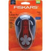 """Fiskars X-Large Lever Punch, Poppy, 2"""""""