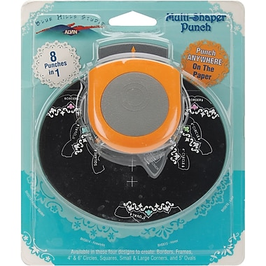 Blue Hills Studio Magnetic Multi-Shaper Punch, Lace
