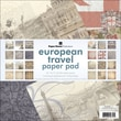 Paper House Double-Sided Paper Pad, 12in. x 12in.,  24 Sheets-Europe