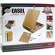 Royal Brush Easel Artist Set-All Media, 48 Pieces (REA6048)