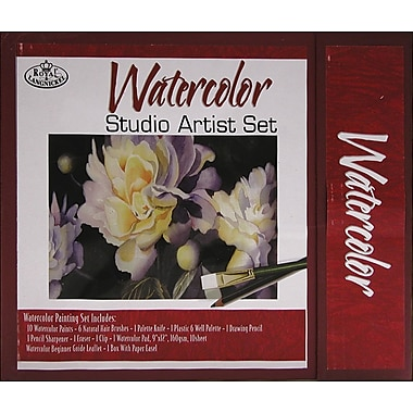 Royal Brush Studio Artist Set-Watercolor