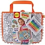 Alex Toys Color A Tote Bag Kit, Paisley