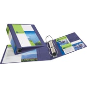 3 Avery® Heavy-Duty View Binder with One Touch™ EZD® Rings, Purple