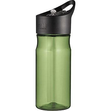 Intak by Thermos® Hydration Bottle, Green,18oz
