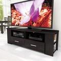 Sonax® Bromley 60in. TV/Component Bench, Ravenwood Black