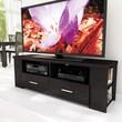 "Sonax® Bromley 60"" TV/Component Bench, Ravenwood Black"