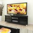 "Sonax® Holland 59"" TV/Component Bench, Rich Midnight Black"
