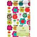 Apples & Flowers Ecotique Journal, 3in. x 5in.