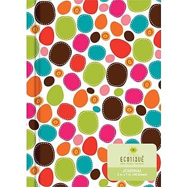 Pebbles Ecotique Journal, 5in. x 7in.