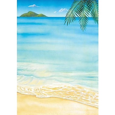 Great Papers® Tropical Flat Cards