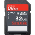 SanDisk 32GB Ultra SD (SDHC) Card Class 6 Flash Memory Card