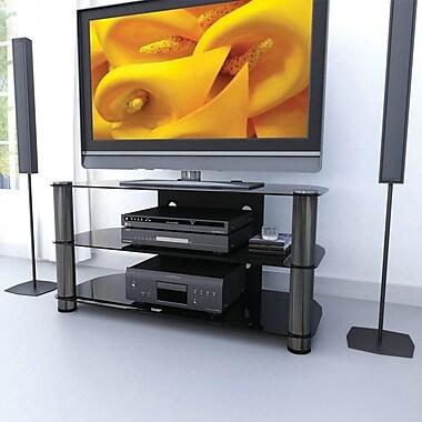 Sonax® New York 42in. TV Stand, Gunmetal