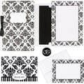 Great Papers® Black & White Damask Complete Invitation Kit